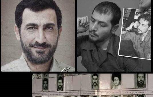گریم بازیگران «شهیدان باکری»+عکس