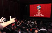 قیمت بلیت تماشای مسابقات فوتبال در سینمابین 15 الی 20 هزار تومان