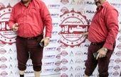 تیپ عجیب آقای بازیگر در مراسم رسمی سوژه شد!+عکس