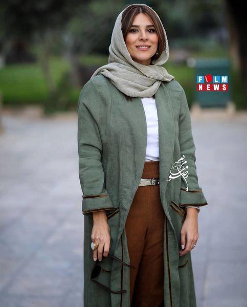 عکس سحر دولتشاهی با لباس های متفاوت + عکس