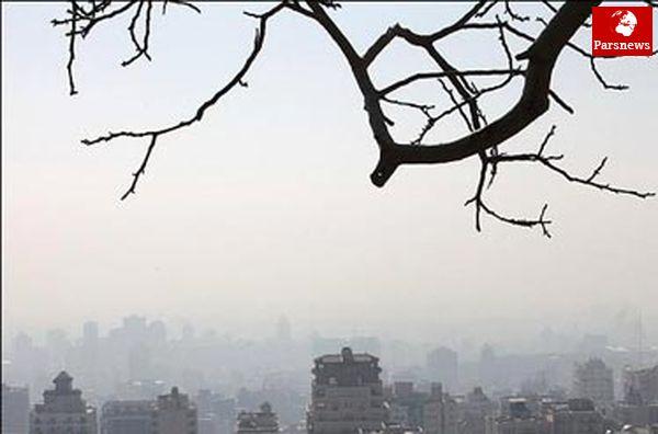 هوای پایتخت؛ ۱۴۷ روز پایین تر از استاندارد