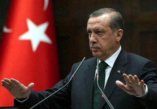 اردوغان: کاهش ارزش لیر توطئه سیاسی علیه ترکیه است