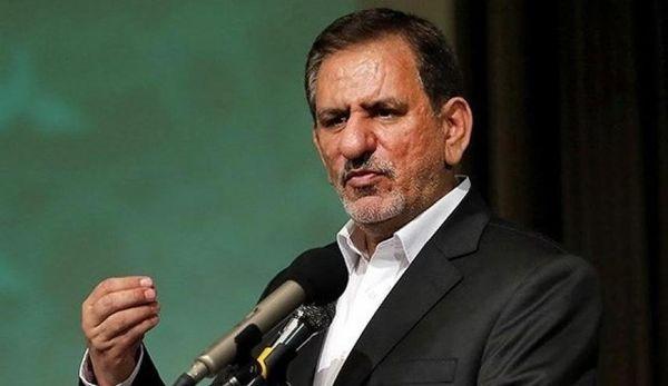 جهانگیری: ایران قدردان میزبانی عراق در اربعین است
