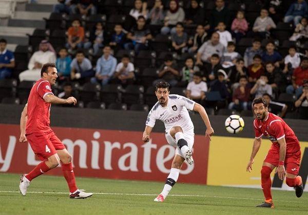 ابراز امیدواری باشگاه السد به تکرار پیروزی ۳ بر یک این تیم مقابل پرسپولیس