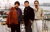 محمد شیری و دوستانش 30سال پیش در خارج از کشور + عکس