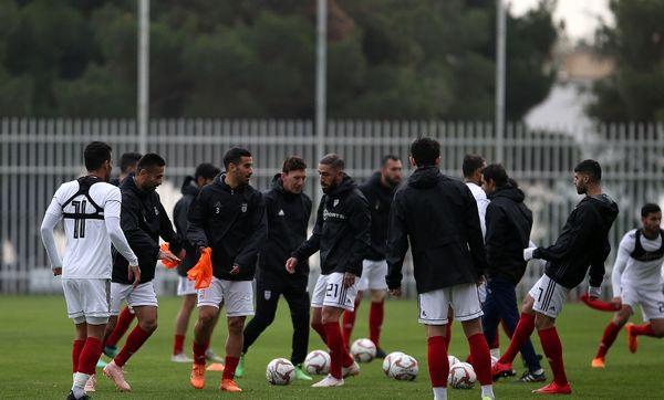 برگزاری مراسم بدرقه تیم ملی فوتبال ایران در کیش قطعی نیست