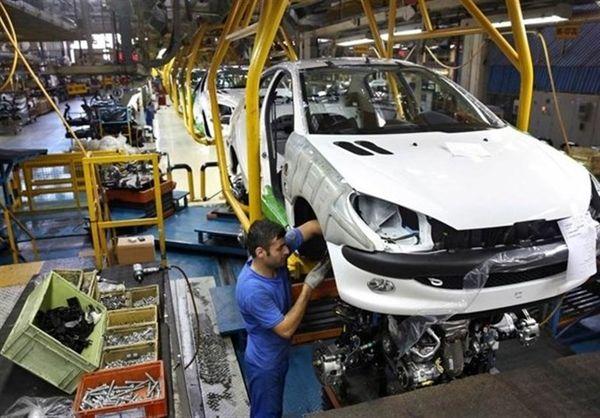 تولید سواری در کشور در شش ماهه اول امسال افت داشت