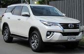 وضعیت قیمت خودروهای تویوتا در ایران