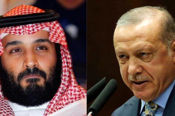 احتمال دیدار اردوغان و بن سلمان وجود دارد