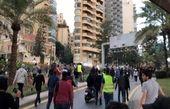 هشدار ارتش لبنان به تظاهرات کنندگان خرابکار