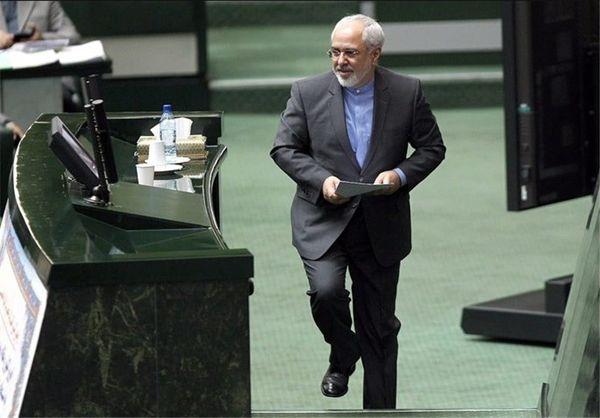 ظریف به کمیسیون امنیت ملی دعوت شد