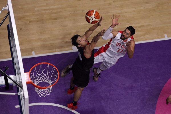 ترکیب تیم ملی بسکتبال برای انتخابی جام جهانی اعلام شد