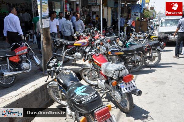 محدودیت تردد موتور سیکلت ها در سال 96