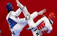 برگزاری مراسم قرعه کشی رقابت های تکواندو المپیک