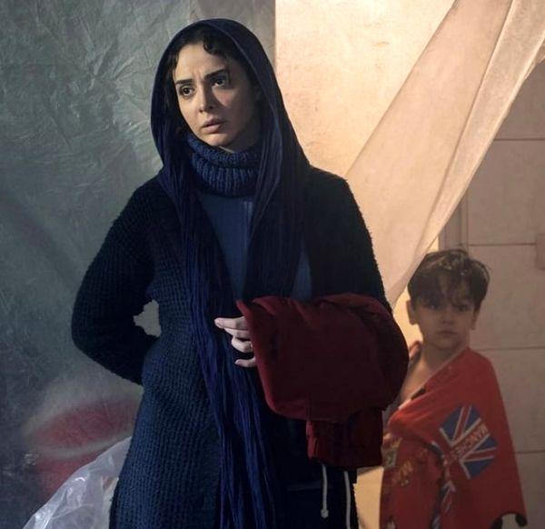 المیرا دهقانی و پسرش + عکس