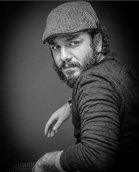 استایل آتلیه ای عباس غزالی + عکس