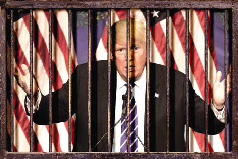 تعویق مرگ سیاسی ترامپ