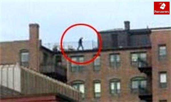 انتشار عکس فردی ناشناس در به انفجار بوستون