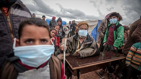 افزایش تعداد مبتلایان به کرونا در سوریه