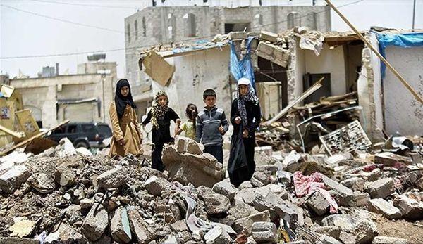 توییتر:: رجزخوانی کودک یمنی