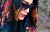 مفهوم زن از دید سارا منجزی پور+عکس