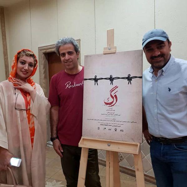 تئاتری که پلک زدن را هم از نگار عابدی ربود