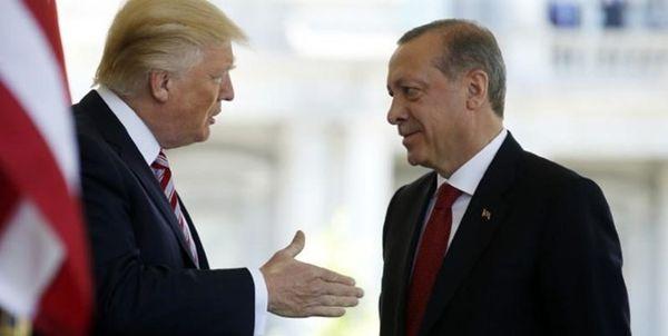 موافقت ترامپ برای سفر به ترکیه در سال 2019