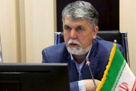وزیر فرهنگ و ارشاد اسلامی عازم عراق شد