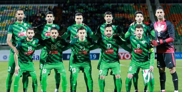 گاف عجیب فیفا در اعلام نتیجه بازی النصر-ذوب آهن!+عکس
