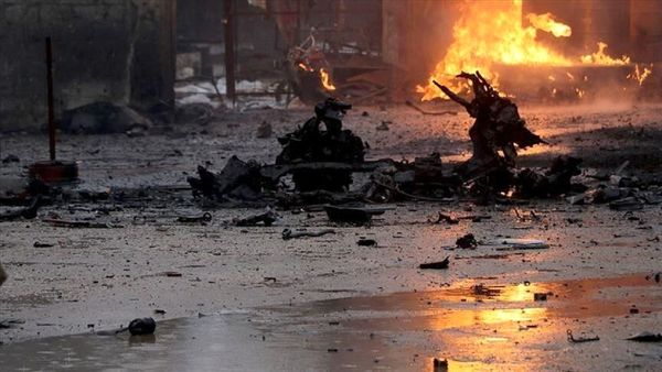 وقوع انفجار در حومه شمالی حلب