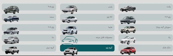 ادامه روند ثبت نام محصولات ایران خودرو بدون ترافیک اینترنتی
