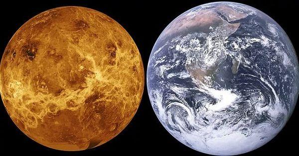 وجود حیات در اتمسفر سیاره زهره