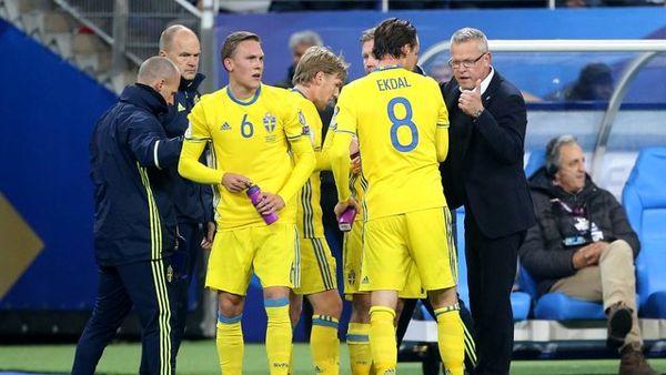 فهرست نهایی سوئد برای جام جهانی