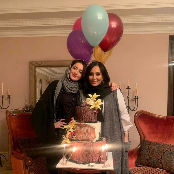 شیلا خداداد در کنار بازیگر زن پرحاشیه + عکس