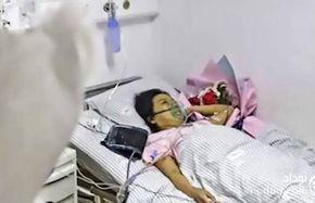 مرگ هولناک زن جوان یک دقیقه قبل از عروس شدن