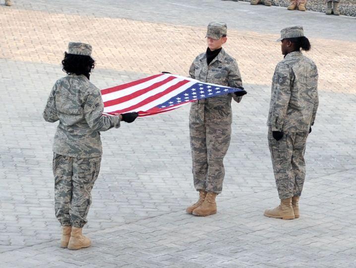 پایگاه نظامی آمریکا (3)