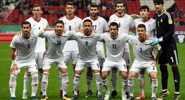 ترکیب 1-1-4-4 ایران در جام جهانی از نگاه یک سایت ایتالیایی