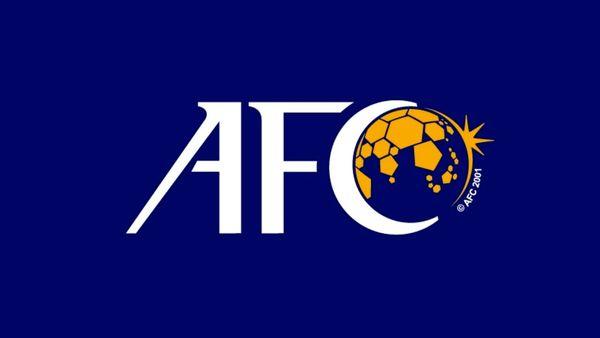 چهار تورنمنت فوتبالی آسیا با اعلام AFC لغو شد