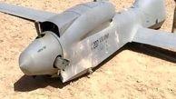 انهدام پهپاد جاسوسی عربستان در غرب یمن