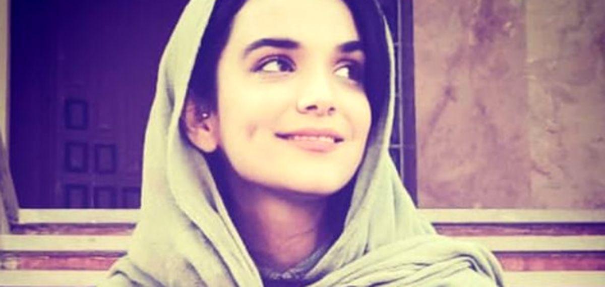 تیپ سارا باقری بازیگر نقش مائده سریال افرا + عکس