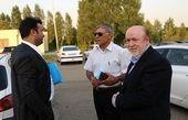 استقلال تهران به رنگ آبی کبود