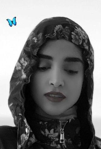 الهه حصاری با کاپشن گلگلی پروانه ایش+عکس