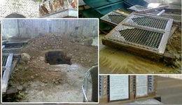 ایران به تخریب کنندگان مقبره «حجربن عدی» هشدار داد