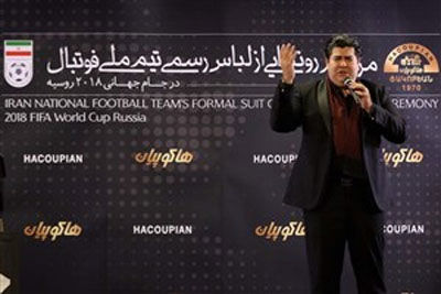 اعلام جزئیات تازه از سرود تیم ملی فوتبال