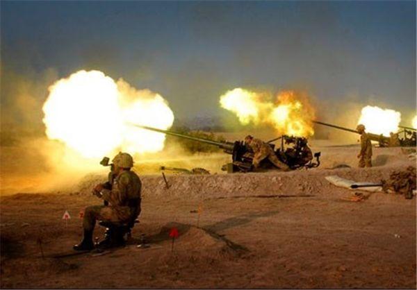 حملات راکتی ارتش پاکستان به خاک افغانستان