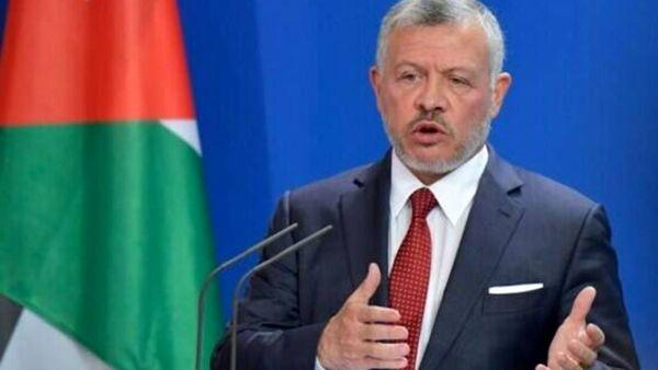 انتقاد پادشاه اردن از اقدام صهیونیستها