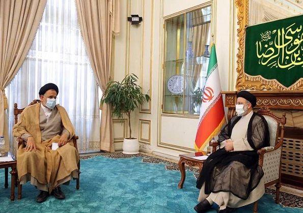 دیدار وزیر اطلاعات با رئیسی