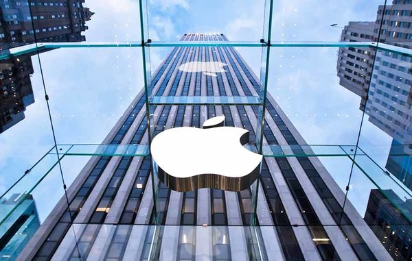 اپل نخستین کمپانی تریلیون دلاری آمریکا!