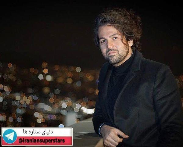 موهای فرفری و آشفته عماد طالب زاده + عکس