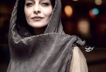 ظاهر رنگ پریده ساره بیات در اکران خصوصی+عکس